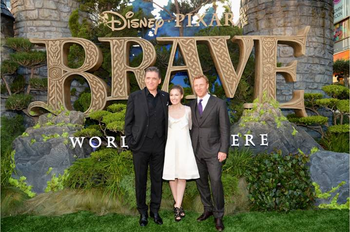 Disney/Pixar's Brave Review and Premiere