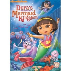 Dora the Explorer: Dora&#8217;s Rescue in Mermaid Kingdom Releases on June 26th