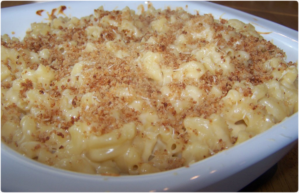 Meatless Monday: Homemade Mac And Cheese