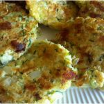 zucchini cakes