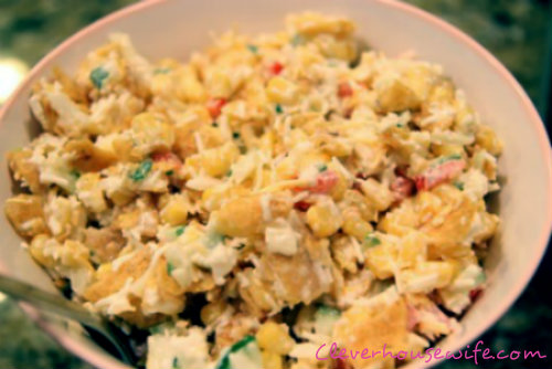 Paula Deen Corn Salad
