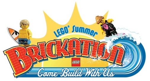 Summer Brickation Lego Event + Giveaway