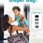 diaper bag