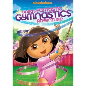 Dora the Explorer: Doras Fantastic Gymnastics Adventure