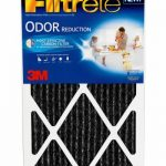 filtrete odor reduction