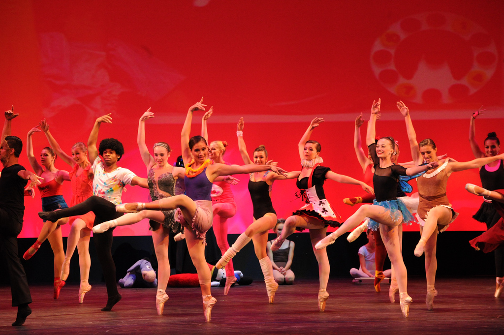 Join the NYC Joffrey Ballet School and Perform in The Nutcracker