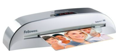 Prepare for School With the Fellowes Saturn2 95 Laminator
