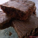 fudge sheet cake