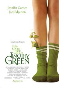 The Odd Life of Timothy Green Coming to Blu-ray and DVD on 12/4