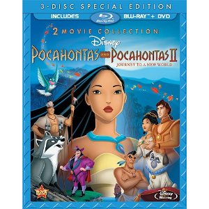 Special Edition Disney Movies Released Today 8/21