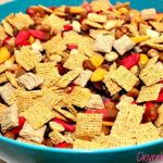 autumn trail mix