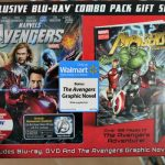 avengers combo pack gift set