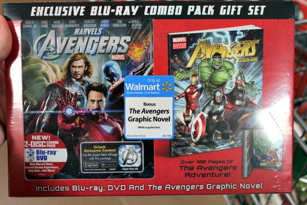 The Avengers Augmented Reality App + Family Movie Night #MarvelAvengersWMT #CBias