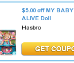 baby alive coupon