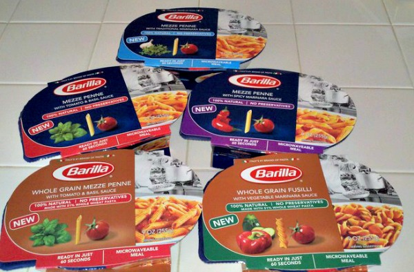 Dinner In a Snap or Lunch On-The-Go: Win 5 Barilla Coupons