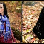 boots and scarf