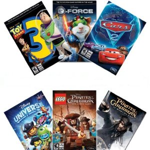 Amazon Deals on PC Games: Disney Kids and Family Pack and The Sims 3 Starter Pack