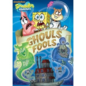 SpongeBob SquarePants: Ghouls Fools