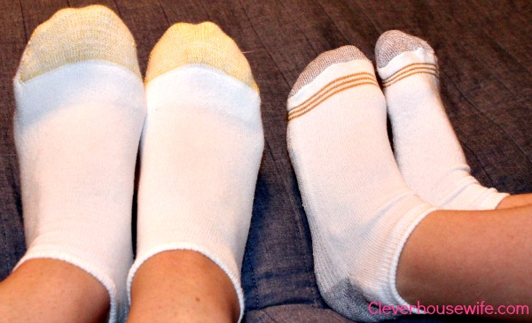 Gold Toe Socks Review + Back-To-School Giveaway