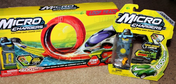 Moose Toys Micro Chargers and The Track Pack Street Sweeper + Giveaway