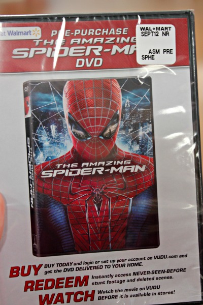 Pre-Purchase The Amazing Spider-Man for an Early Digital Copy #SpiderManWMT