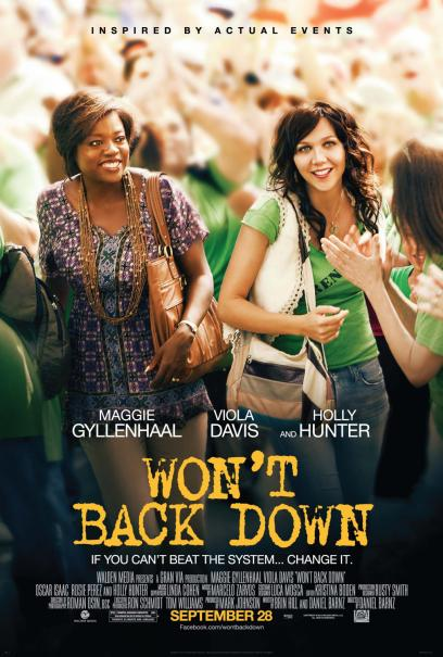 Won't Back Down Movie Review