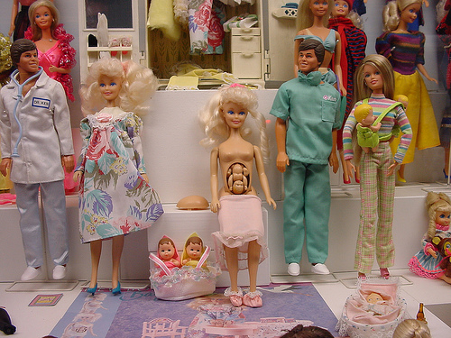 Barbie's Pregnant Kid Sister: What's Wrong With This Picture?