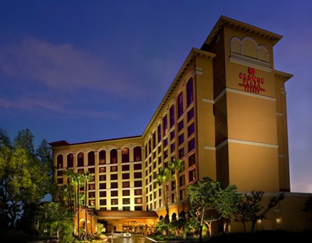 Review of Crowne Plaza Anaheim Resort