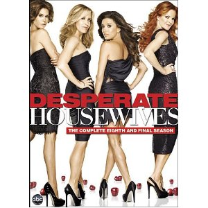 Desperate Housewives: The Final Season on DVD