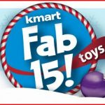 kmart fab 15