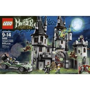 Lego Monster Fighters Vampyre Castle 39% Off!!