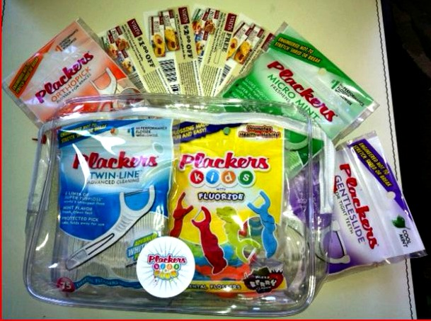 Healthy Food and Healthy Teeth with Plackers and Van's Giveaway