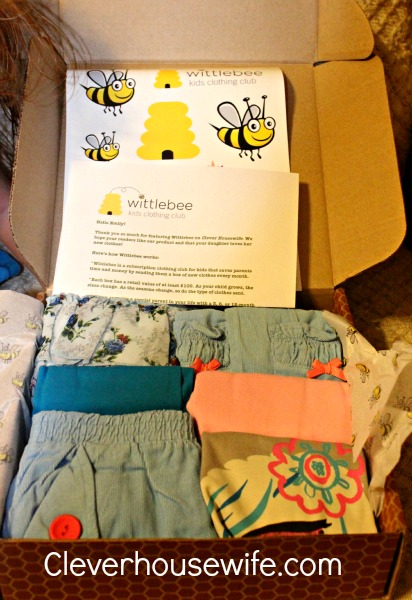 wittlebee kids clothes delivered every month   clever