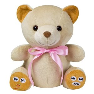 Let Little Ones Snuggle Up To The Cuddletunes Cuddle Bear (Giveaway)