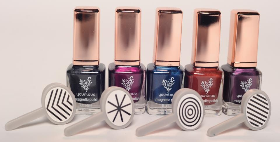 Win a 9-Piece Magnetic Nail Polish Set by Younique