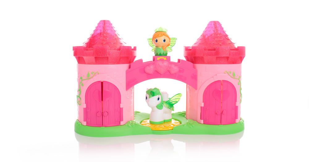 Mega Bloks Lil' Princess 3-Story Enchanted Castle Review (Local Giveaway)