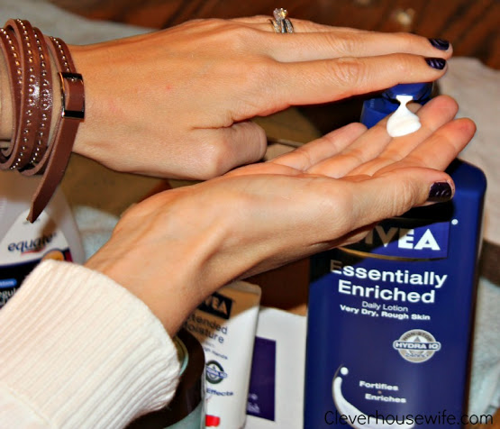 Hosting A NIVEA Girlfriend Pampering Spa Party #NIVEAmoments