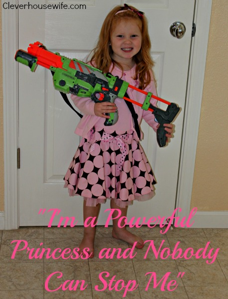 I'm a Powerful Princess and Nobody Can Stop Me