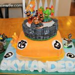 skylanders cake 2