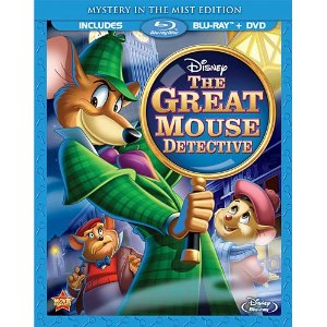 Disney's The Great Mouse Detective on Blu-ray for Only $14.99!