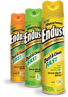Meet the Dustersons and Save $2 On Endust