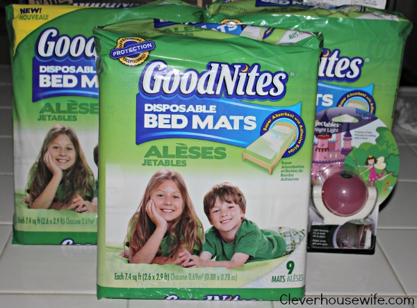 The Woes of Potty Training: GoodNites Disposable Bed Mats To The Rescue #HuggiesWalmart