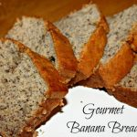 gourmet banana bread