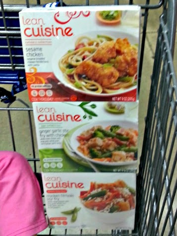 Meals in a pinch with lean cuisine side of mandarin for Are lean cuisine meals healthy