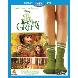 The Odd Life of Timothy Green on Blu-ray and DVD