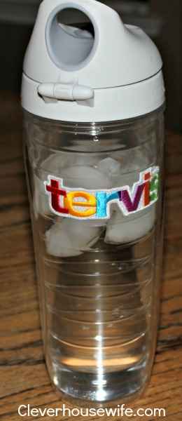 Keep Drinks Cold or Hot with Tervis Water Bottles
