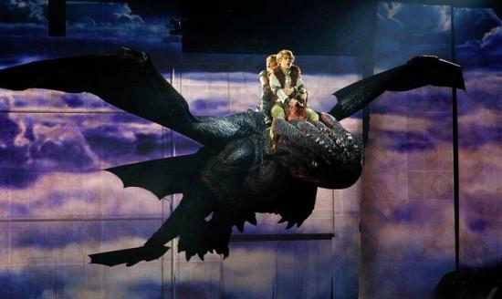 real life how to train your dragon