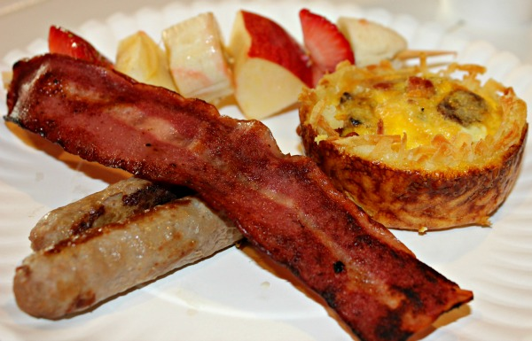 Fuel Your Body With Jennie-O Bacon and Sausage for Breakfast #JennieO4Kids
