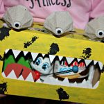 monster kleenex box