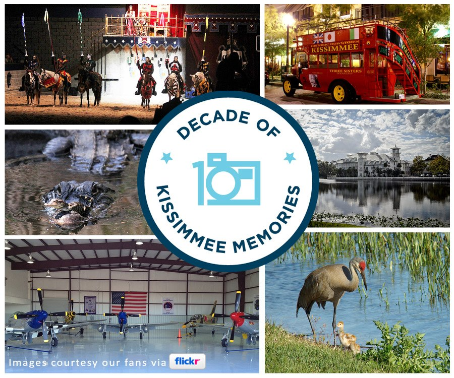 Enter the Decade of Kissimmee Memories Contest #kiss10